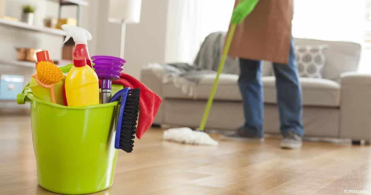 جدول تنظيف البيت يوميا