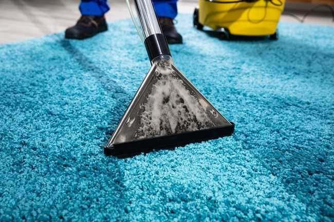 طريقة تنظيف السجاد المتسخ جدا